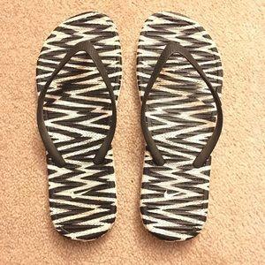 Nike flip flops